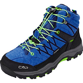CMP Campagnolo Rigel WP Mid Trekking Shoes Kids, royal-frog